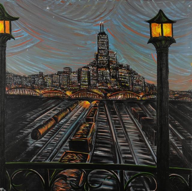City Night Lights #11