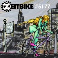 Zeitbike girl