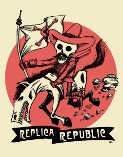 #replicarepublic #posterart