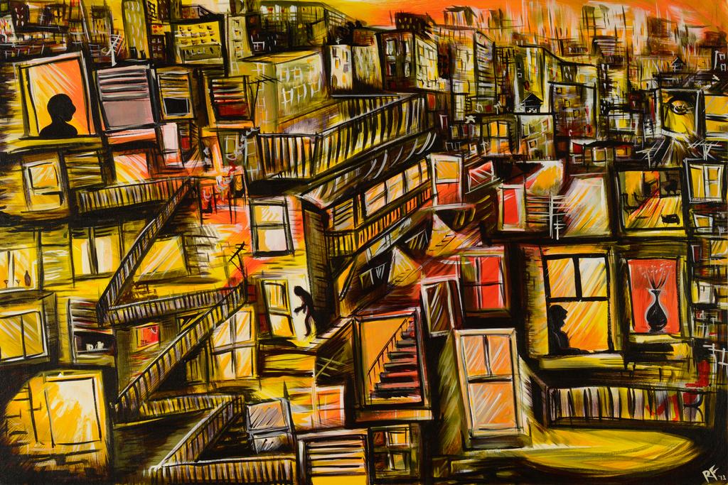 City Night Lights #12