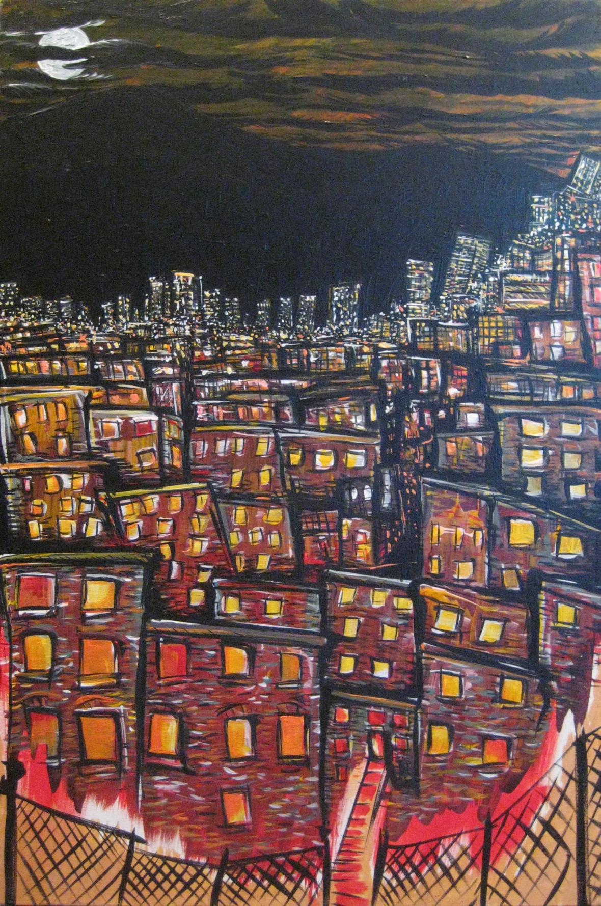 City Night Lights #7