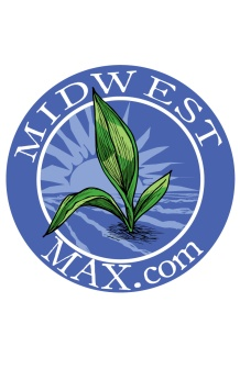 Logo design for Midwest Max
